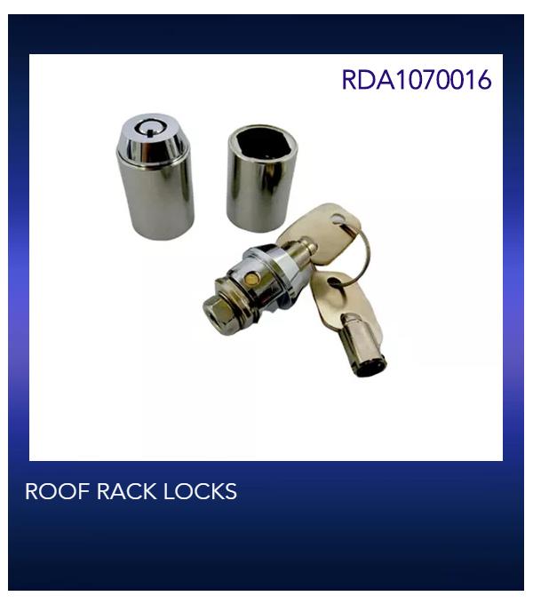 ROOF RACK LOCKS