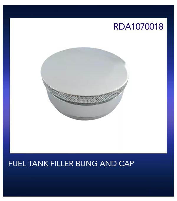 FUEL TANK FILLER BUNG AND CAP