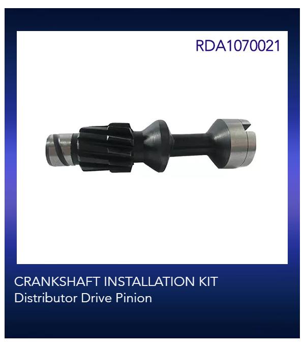 CRANKSHAFT INSTALLATION KIT Distributor Drive Pinion