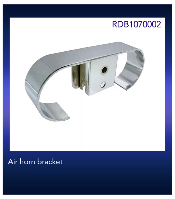 Air horn bracket