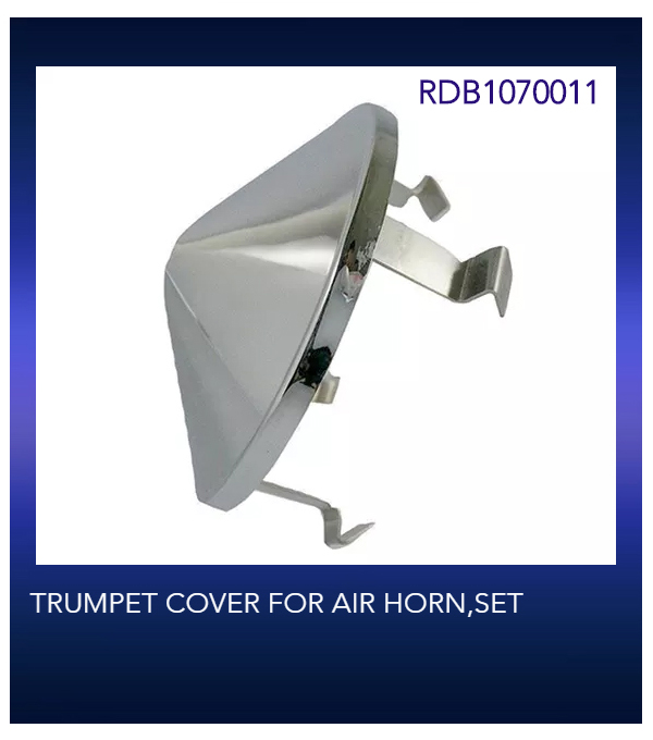 TRUMPET COVER FOR AIR HORN,SET